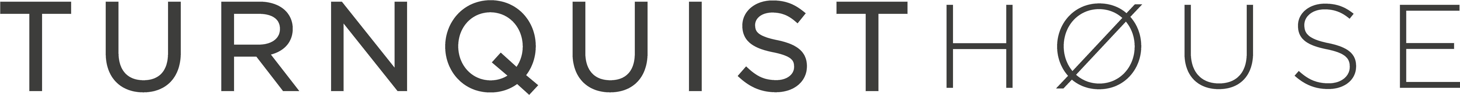Turnquist House Wordmark
